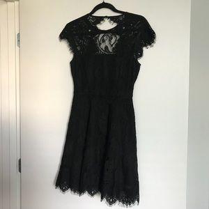B.B. Dakota Jayce lace dress